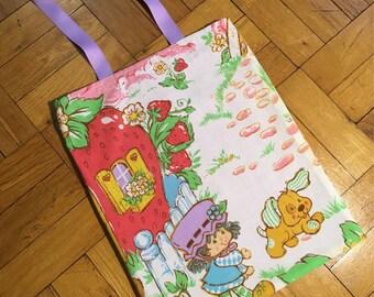 Strawberry Shortcake - WRETRO WRAPPER tote bag