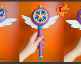 Star vs. the Forces of Evil, Wand of Star!