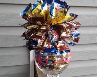 The MilkShake Candy Bouquet