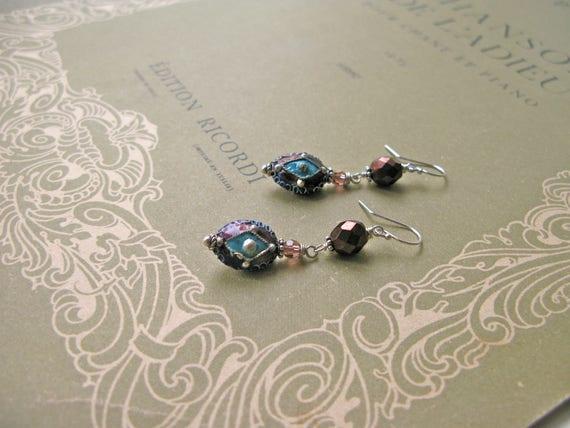 Charlottenburg earrings...