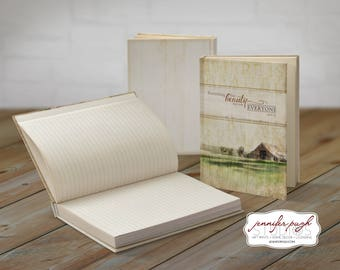 Beauty 5x7 Hardback Bound Journal -Inspirational, Word Art
