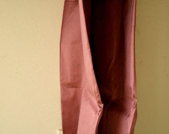 SILK FABRIC / vintage pink / etsy australia / runningthreads