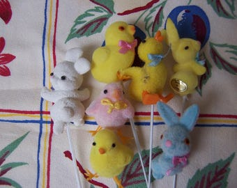 adorable easter cuties decorations