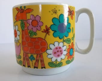 Animal Tales coffee cup R6930.