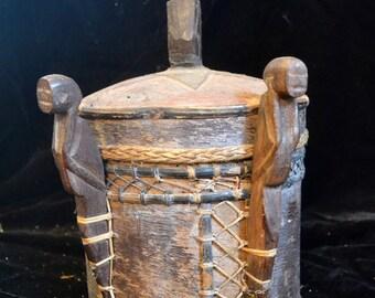 Shaman's Box, Borneo, Bidayuh People