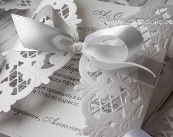 Card, Handmade invitation, Wedding envelope, invitation, Wedding invitation