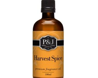 Harvest Spice Fragrance Oil - Premium Grade Scented Oil - 100ml