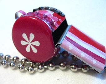 Whistle Valentine Hearts