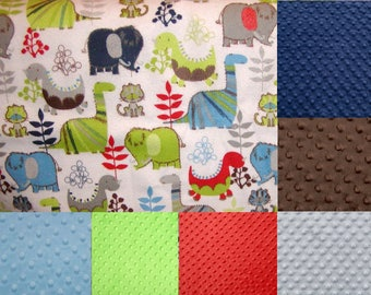 Travel Changing pad..Flannel Dinosaurs N Choose Minky..Add to diaper bag. Add Name. Match your carseat canopy(see fashionfairytales).