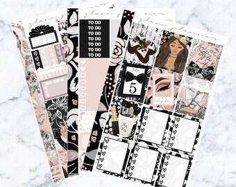 Black Tie Essentials Sticker Kit