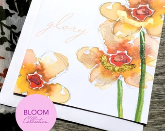 Glory Art Card - Bloom Collection (Greeting Card)