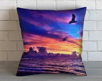 Morning Flight Pillow