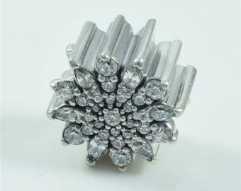 Authentic Pandora  Ice Crystals Charm - 791764CZ