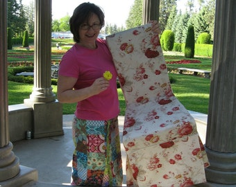 Large Format Sewing Pattern PDF version for IKEA HARRY Slipcover Instant download