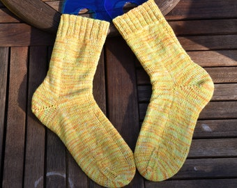 Simply Perfect Sock Pattern