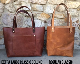 Leather Tote Bag Sale, leather purse, handbag, zippered bag, Mothers Day