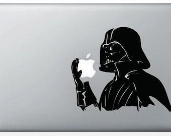 'Darth Vader Star Wars' sticker for MacBook