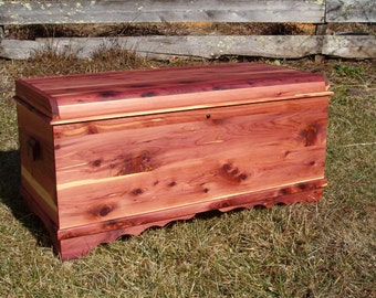 ORDER PAGE for Aromatic Cedar Chests