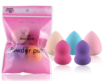Powder puff pack