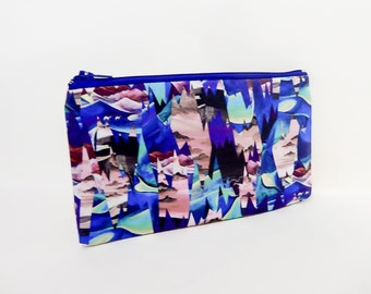 Make Up Bag/ Mothers Day Gift/ Gift for Her/ Gift for Mom/ Gift for Wife/ Pencil Case/ Pouch/ Sister Gift/ Best Friend Gift/ Gift for women