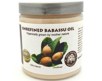 Babassu Oil Organic (Cold Pressed, Unrefined) conditions the hair and restores its natural shine without weighing it down