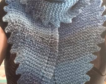 The Wyvern Hug Scarf Knitting Pattern PDF ONLY