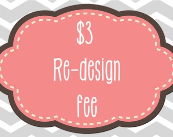 Re-Design Feee