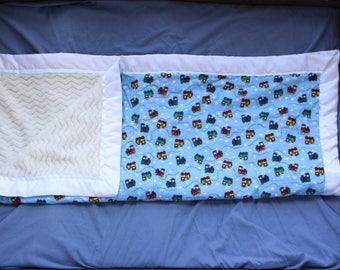 Choo Choo Double Blanket
