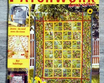 Magazine Elena patchwork & applications HS 3 H