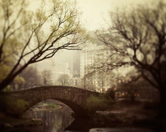 New York City Print, Central Park, New York Photography, NYC Print, Fine Art Photography, Travel,8x10 Fine Art Print - Fairytale of New York