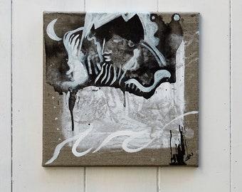 Canvas image 30/30 cm (11.8/11.8 inch)