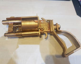 Replica Pipe revolver Fallout 1:1