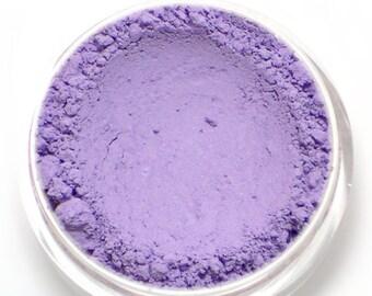 """Matte Lavender Purple Eyeshadow - """"Meadow"""" - Vegan Mineral Makeup"""
