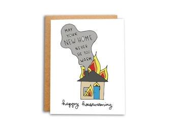 Happy Housewarming Card