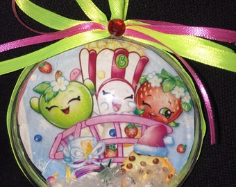 shopkins ornament  made to order