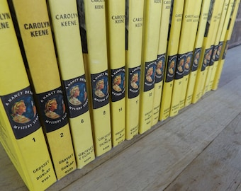 PICK your Book FREE SHIPPING Nancy Drew Book Mystery Stories