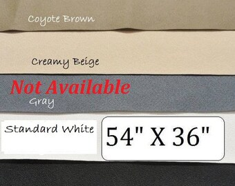 Waterproof Rubberized Fabric, Neoprene Fabric, ToughTek Non Slip Fabric, Shoe Making Supplies, 54 X 36