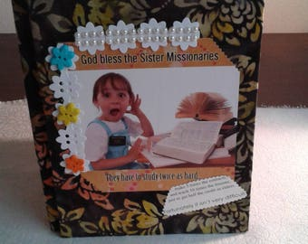 Sister Missionary Journal