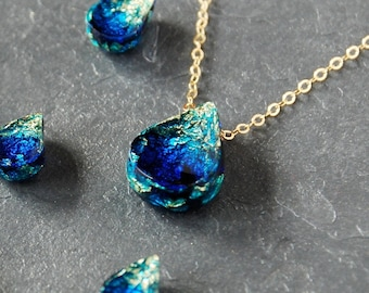 Drops of the ocean  - with 14kgf chain