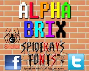 ALPHABRIX Commercial Font