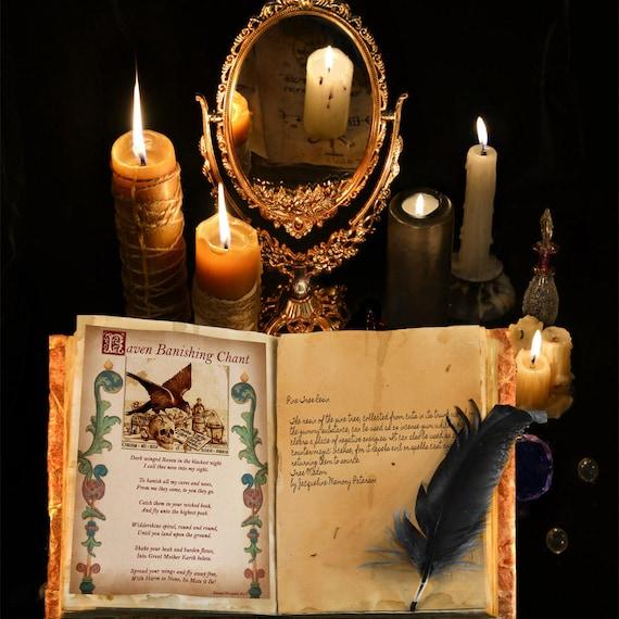 Raven Banishing Chant