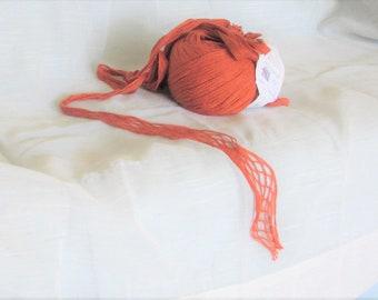 Flamenco, ribbon, mesh, Trendsetter yarn, ruffling yarn, destash