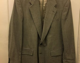 1980s Monsieur Givenchy Sport Coat