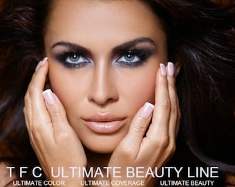 Ultra Mineral Foundation provides instant creamy, full coverage