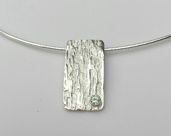 ATACAMA + Peridot Gemstone Necklace