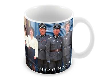 Allo Allo Ceramic Coffee Mug    Free Personalisation