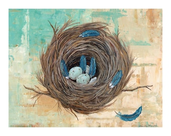 Feather Your Nest-PRINT