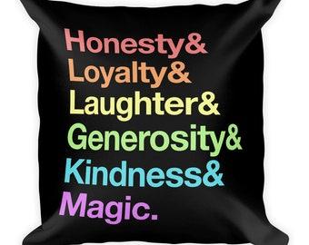 Elements of Harmony Pillow