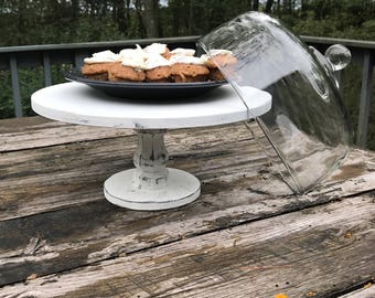 Rustic Cake Stand / Centerpiece