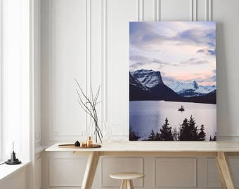 """landscape photography, landscape art, mountain art, large art, large wall art, large canvas art, canvas wall art, canvas art - """"Wild Places"""""""